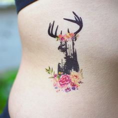 126 Most Beautiful Watercolor Tattoos That You Will Love