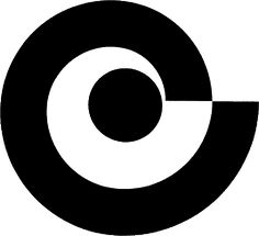 The Branding Source: Walter Landor 100 ||||| I really like the hinted spiral design in this logo. It appears like it could keep going, or even be kinetic at one point or another.