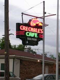 We love love love Crechale's (and Bob Crechale) in Jackson (and no, we don't want him to leave the original location)!