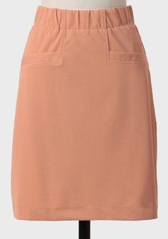 Haight Street Modern Skirt