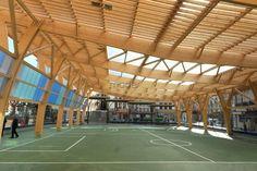 Estructuras de madera | Madergia