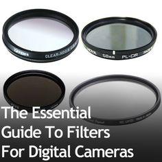 The Essential Guide To Filters For Digital Cameras. Photography Tips. Nordic360. #digitalcameras #SonyDigitalCameras