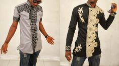 african male dress | African Clothing:Stylish African Print Dresses For Men - Debonke House ...