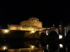 Castle Sant'Angelo by night
