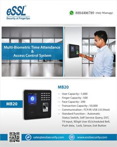 64 Best ESSL | Time Attendance | Access Control images in