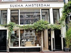 Amsterdam / Mes bonnes adresses / Photos Atelier rue verte / 17 Rue Verte, Deco, Amsterdam, Concept, Boutique, Store, City, Photos, Travel