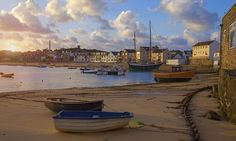 A 30-minute hop to another world on the Isles of Scilly #DailyMail