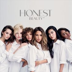 Jessica Alba Launches Honest Beauty with Diverse Campaign