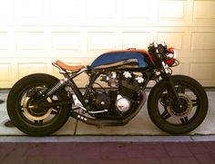Goldwing Cafe Racer
