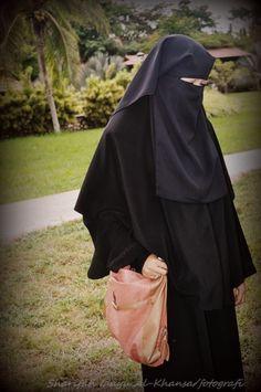 Niqab Muslimah