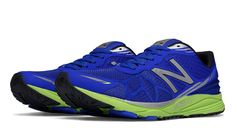 Vazee Pace, Blue with Lime Green