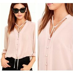 FS V-Neck Casual Chiffon Shirt | Fashion Slayer | Women's Clothing | Affordable