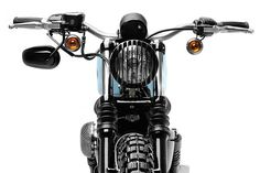 Shaw Speed & Custom Sportster | Bike EXIF