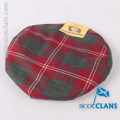 Crawford Modern Tartan Cap. Free worldwide shipping available