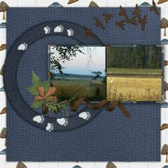 Created with Nature walk by Marie H. Designs.