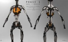 Ghost in the Shell Concept Art by Andrew Baker | Concept Art World
