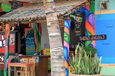 Colorful restaurants to eat in Sayulita, Nayarit.