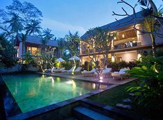 .: Puri Sunia Resort Ubud Bali - A Peacefully Home :. Just arrived to a relaxing holiday with yoga, meditation, learning about mindfulness and self-compassion.