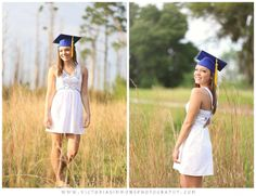 Casual Graduation Photos   Senior Girl