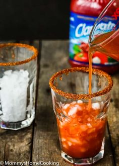 This Pineapple Michelada is the perfect beer cocktail for summer! It has it all going on: savory, spicy, sweet and tart. So good, and so easy! Michelada Mix, Michelada Recipe, Chilled Beer, Lime Wedge, Fresh Lime, Pineapple Juice, Small Plates, The Ranch