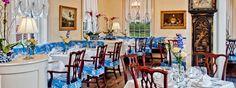 UNC Chapel Hill Restaurants | The Carolina Inn - Crossroads Restaurant | Chapel Hill NC Restaurants
