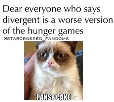 You only know what this means if you are a divergent fandom