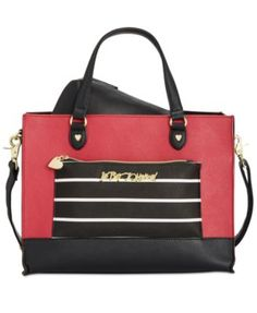 Betsey Johnson Bag in a Bag Tote, A Macy's Exclusive Style | macys.com
