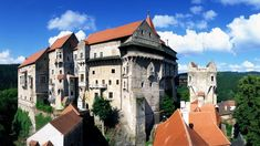 pictures of buchlov castle, moravia - Prague, Gothic Castle, Central And Eastern Europe, Fortification, Bratislava, Capital City, Czech Republic, Cool Pictures, House Styles