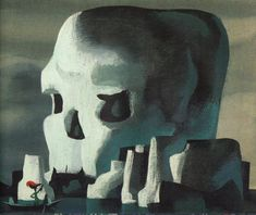 Orignal skull rock concept art by none other than Mary Blair! Google Image Result for http://www.jimhillmedia.com/mb/images/upload/skull-rock-web.jpg