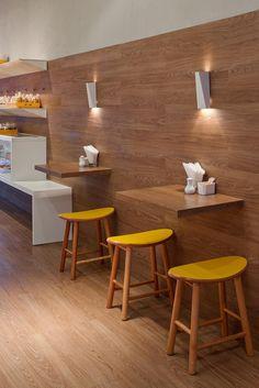 Lale Café e Doceria - Galeria de Imagens   Galeria da Arquitetura