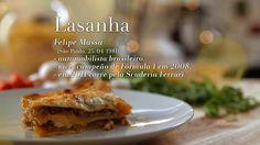 Ingrediente Secreto | Episodios | 1/10 Massas | Lasanha de Carne