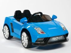NEW LAMBORGHINI RACER-X STYLE RIDE ON 12V TWO SPEED BATTE...