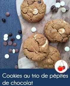 Cookies au trio de p