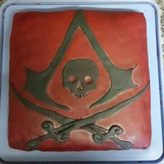 Assasins Creed Cake