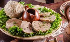 Кюфта по армянски Блюда из мяса - Империя вкусов Baked Potato, Tacos, Mexican, Potatoes, Baking, Ethnic Recipes, Food, Potato, Bakken