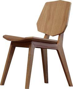 Cadeira Lia / Lia Chair. Design by Jader Almeida