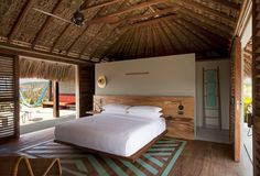 Rooms & Suites at Hotel Escondido, Mexico - Design Hotels™ Interior Design Magazine, Casa Hotel, Hut House, Bali Decor, Casas Containers, Floor Colors, Tropical Houses, Restaurant Bar, House Design