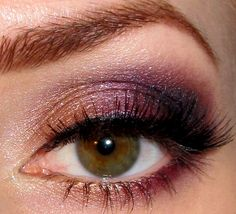 Get this look 4 pc set (Antagonist, Pandora's Box, Rum Raisin, Spun Sugar) Eyeshadow Mineral makeup Eye shadow Eyeliner (5g). $19.99, via Etsy.