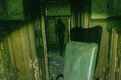 """Paranormal Investigators Capture Clear Image of a Shadow Figure.Ghost hunters based in Gloucestershire believe they may have captured a clear image of a shadow figure. The group, named """"Paranormal. Creepy Ghost, Scary, Ghost Caught On Camera, Ghost Pictures, Ghost Pics, Spirit Ghost, Ghost Hauntings, Paranormal Stories, Creepy Houses"""