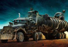 Mad Max: Fury Road The War Rig