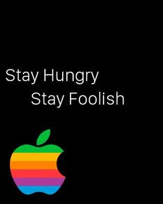 Apple Watch Face - Stay hungry. virus87
