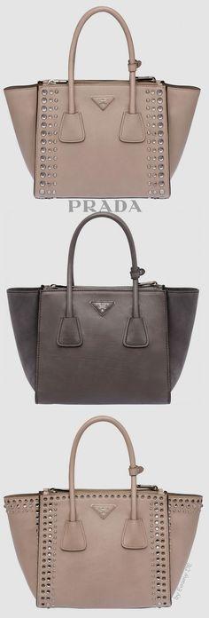 Brilliant Luxury by Emmy DE * Prada Totes 2015