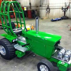 Small Tractors, Lawn Tractors, John Deere Garden Tractors, Tractor Pulling, Lawn  Mower, Garage Ideas, Riding Mower, Hot Rods, Welding Ideas