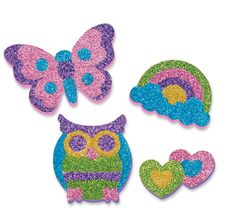 Melissa & Doug Mess-Free Glitter Activities Set: Fashions, Faces, and Friendship Expensive Art, Melissa & Doug, Project 4, Fashion Face, Creative Thinking, Business For Kids, Party Fashion, Get The Look, Drink Sleeves
