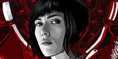 Ghost in the Shell - Due manga omaggeranno il film, nuovo poster e le Funko - Sw Tweens