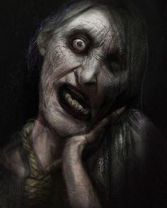 Bathsheba #TheConjuring #Bathsheba #Witch #horror #horrorfan #horrorfiend…