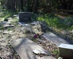 Abandoned Cemeteries In Florida -