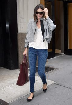 Miranda Kerr - Miranda Kerr Hits The Spa