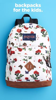 58462904b0ca Win the school year with the best backpacks for kids and Kohl s Cash for  you! Shop Jansport