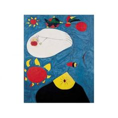 14897A - Puzzle Retrato IV, Joan Miró.Puzzle de 1000 piezas,Editions Ricordi.  http://sinpuzzle.com/puzzle-1000-piezas/302-14897a-puzzle-retrato-iv-joan-miro1000-piezaseditions-ricordi.html